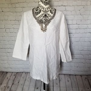 Michael Kors Tunic Shirt Medium